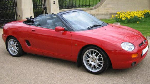 MG F MGF ROADSTER 1997-2002 WORKSHOP SERVICE REPAIR MANUAL