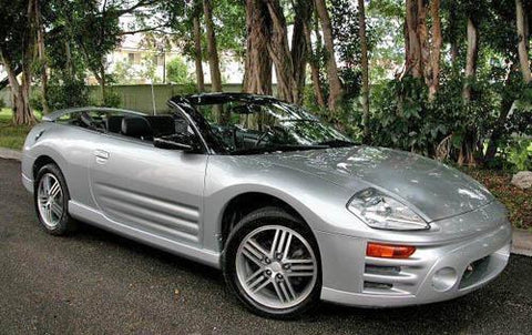 MITSUBISHI ECLIPSE / ECLIPSE SPYDER SERVICE REPAIR MANUAL 2000 2001 2002 DOWNLOAD!!!