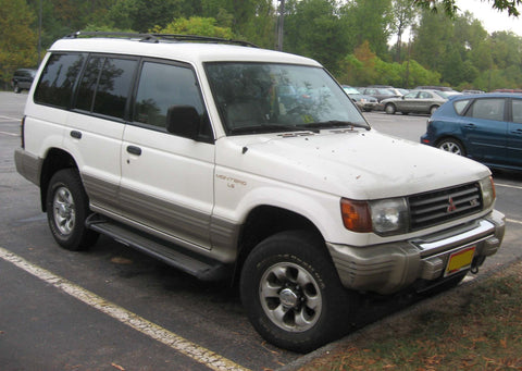 MITSUBISHI PAJERO 1991-1999 ENGINES SERVICE REPAIR MANUAL