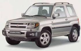mitsubishi pajero service repair manual 1991 1999