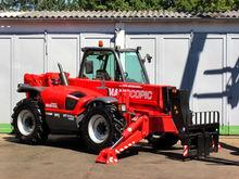 2005 Manitou MT 1340 SL Turbo Diesel Workshop Service + Maintenance Manual Download