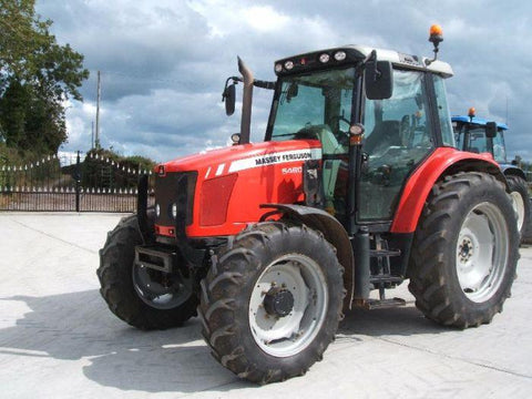 Massey Ferguson 5400 MF5400 Series Tractor Workshop Manual