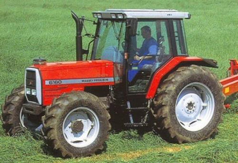 Massey Ferguson 6100 Series Tractor Workshop Service Repair Manual