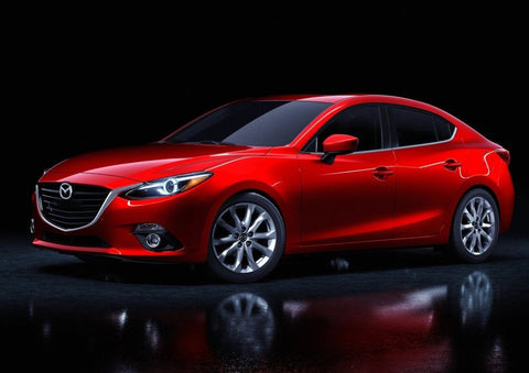 Mazda 3 Service & Repair Manual (EN, DE, FR, NL, ES, IT, SV)