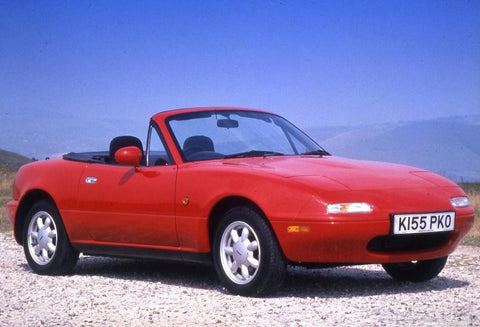 Mazda MX-5 Miata MX5 1989-1999 Repair Service Manual PDF