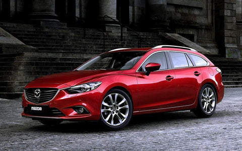 Mazda Mazda6 2013-2014 OEM Factory workshop Service repair manual