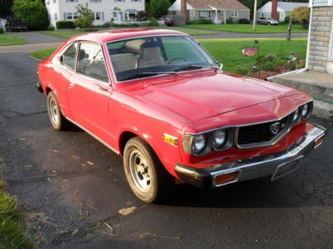 Mazda RX3 RX-3 1970-1978  Repair Service Manual PDF