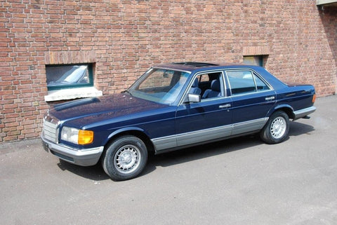 Mercedes-benz W123 280SE 1976-1985  Repair Service Manual