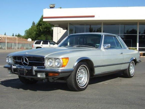 Mercedes 450SLC 1973 TO 1980 Factory WORKSHOP Service manual