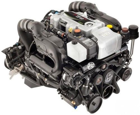 Mercury Mercruiser Marine Engines Number 16 GM V-8 454 CID (7.4L)/502 CID (8.2L) Service Repair Workshop Manual DOWNLOAD
