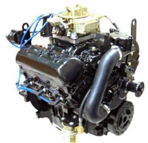 Mercury Mercruiser Marine Engines Number 26 GM 4 Cylinder 181 CID (3.0L) Service Repair Workshop Manual DOWNLOAD