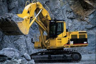 Mining excavator Caterpillar 5090B Spare parts catalog PDF