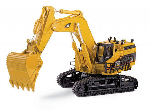Mining excavator Caterpillar 5110B Operation and maintenance manual PDF
