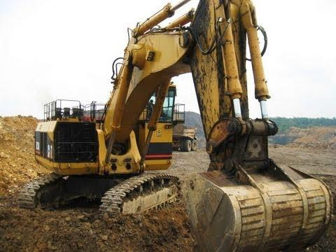 Mining excavator Caterpillar 5230B Spare parts catalog PDF