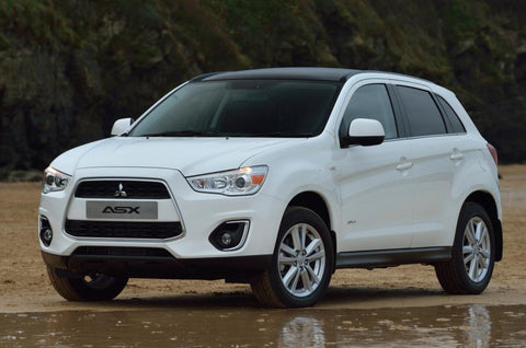 2014 Mitsubishi ASX 2.2DI-D Diesel Factory Service Repair Manual