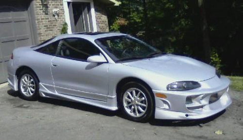 Mitsubishi Eclipse Spyder 1996-1999  Repair Service Manual