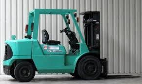 Mitsubishi FD40K FD45K FD50K FD40KL Forklift Trucks Service Repair Workshop Manual DOWNLOAD