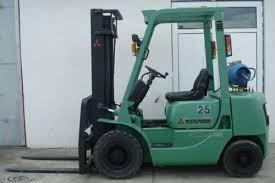 Mitsubishi FG20K MC, FG25K MC, FG30K MC, FG35K MC Forklift Trucks Service Repair Workshop Manual DOWNLOAD