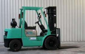 Mitsubishi FG20 FG25 FG30 FG35A Forklift Trucks Service Repair Workshop Manual DOWNLOAD