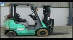 Mitsubishi FGE15N FGE18N FGE20CN FGE15ZN FGE18ZN Forklift Trucks Service Repair Workshop Manual DOWNLOAD