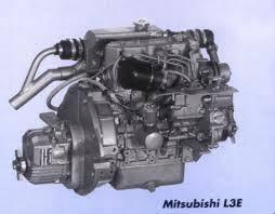 Mitsubishi L-Series (L2A, L2C, L2E, L3A, L3C, L3E) Diesel Engine Service Repair Workshop Manual DOWNLOAD