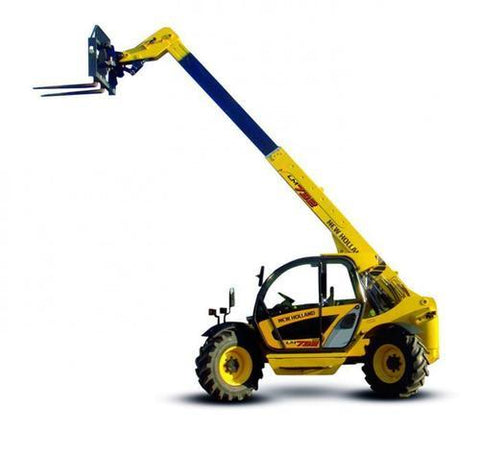 New Holland Lm1330, Lm1333 Telescopic Handler Service Repair Manual Download