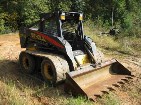 new holland ls180 ls190 service manual