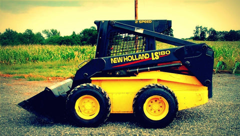 NEW HOLLAND LS180/LS190 Service Repair Manual