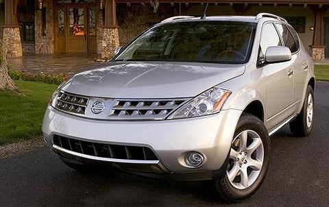 2006 nissan murano shop manual