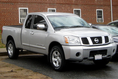 NISSAN 2010 TITAN WORKSHOP SERVICE MANU