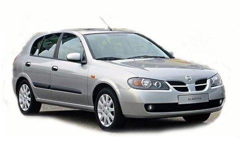 NISSAN ALMERA N16 SERVICE REPAIR MANUAL 2000 2001 2002 DOWNLOAD!!!