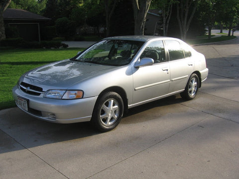 nissan altima full service repair manual 1998
