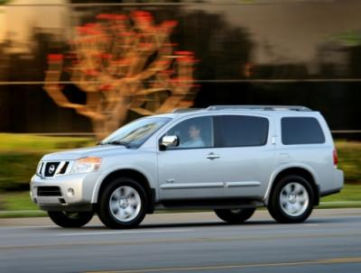 nissan armada manual 2006