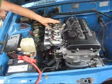 NISSAN / DATSUN MODEL FJ20 ENGINE SERVICE REPAIR MANUAL