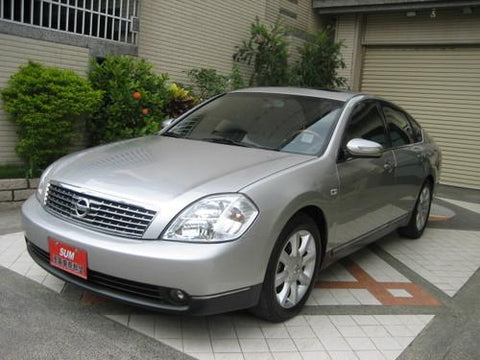 NISSAN MAXIMA J31 2003-2008 WORKSHOP SERVICE MANUAL