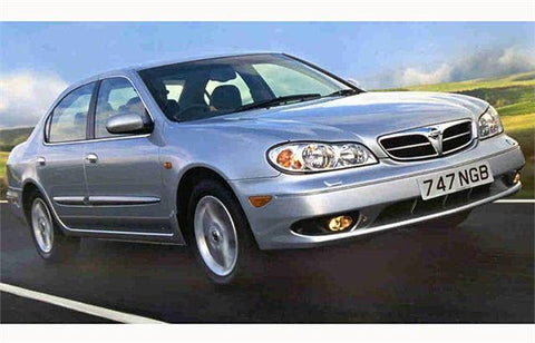 NISSAN MAXIMA QX SERVICE REPAIR MANUAL 2000 2001 DOWNLOAD!!!