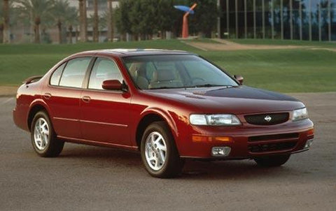 NISSAN MAXIMA SERVICE REPAIR MANUAL 1995 1996 1997 1998 1999 DOWNLOAD!!!