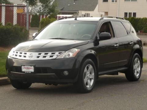 NISSAN MURANO 2003-2007 SERVICE REPAIR MANUAL