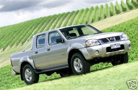 NISSAN NAVARA FRONTIER D22 2001-2004 Workshop Repair Manual