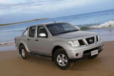 NISSAN NAVARA FRONTIER D40 2005-2009 Workshop Repair Manual
