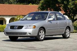 NISSAN SENTRA 2000 2005 Workshop Service Manual
