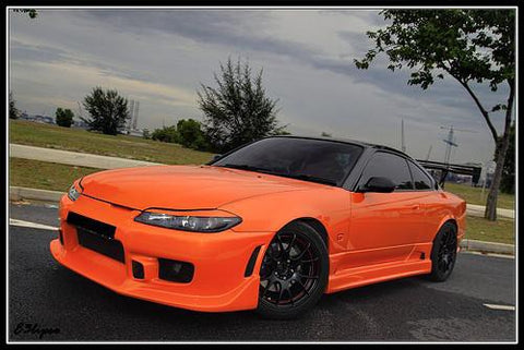 NISSAN SILVIA 200SX S15 WORKSHOP SERVICE REPAIR MANUAL