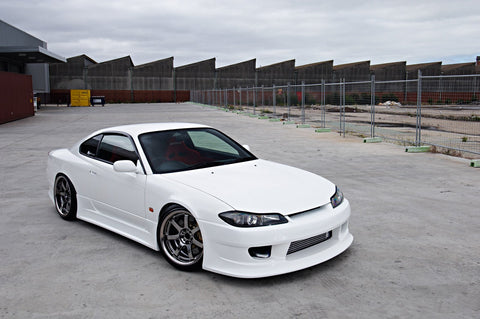 NISSAN SILVIA S15 CAR WORKSHOP SERVICE MANUAL