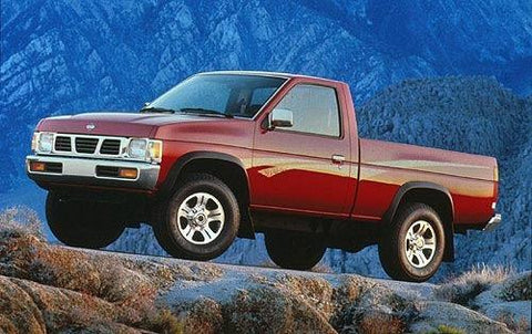 NISSAN TRUCK SERVICE REPAIR MANUAL 1996 1997 DOWNLOAD!!!