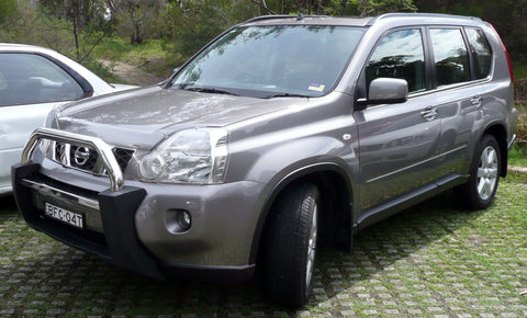 nissan x trail manual 2005
