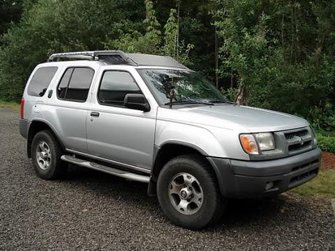 NISSAN XTERRA SERVICE REPAIR MANUAL 2000 2001 2002 2003 2004 DOWNLOAD!!!