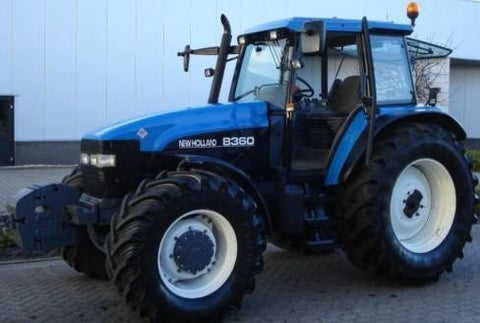 New Holland Tractors With Manual Gearbox