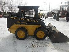 New Holland L565 LX565 LX665 Skid Steer Loader Service Repair Manual