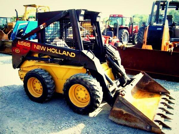 New Holland L565  Lx565  Lx665 Service Repair Manual  U2013 Best