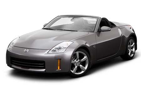 Nissan 350Z 2009 OEM Factory Service Workshop repair manual